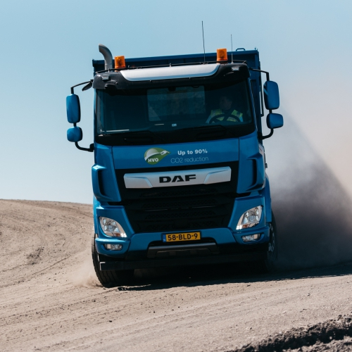 Down South impressie DAF Trucks