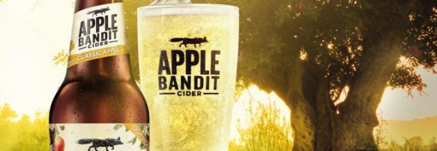Header image Apple Bandit - Downsouth Events