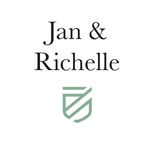 logo Jan en Richelle